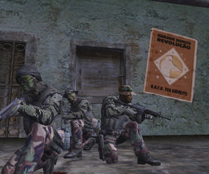 SOCOM II: U.S. Navy Seals Screenshots