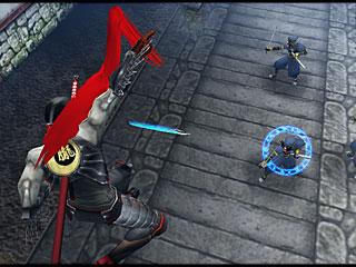 Shinobi Screenshots