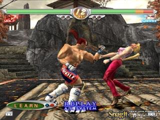Virtua Fighter 4 Screenshots
