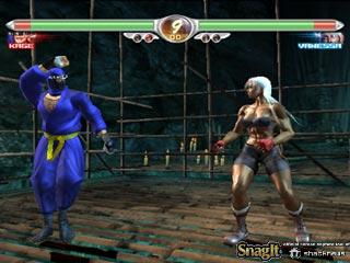 Virtua Fighter 4 Chat