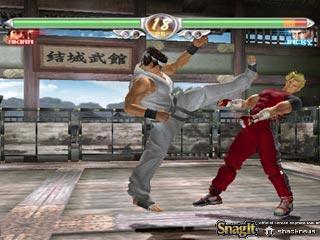 Virtua Fighter 4 Screenshots