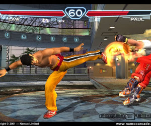 Tekken 4 Screenshots