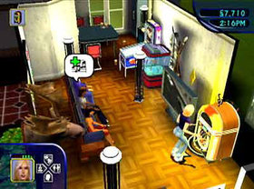 The Sims: Bustin' Out Screenshot from Shacknews