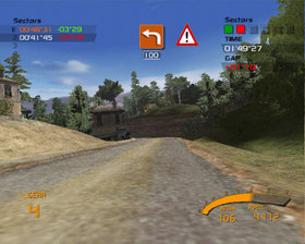 V-Rally 3 Screenshot from Shacknews