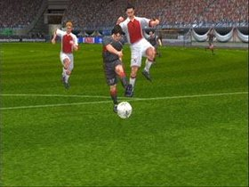 World Soccer Winning Eleven 6 International Screenshot from Shacknews
