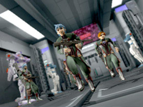 Xenosaga Episode I: Der Wille zur Macht Screenshots