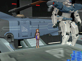 Xenosaga Screenshot from Shacknews