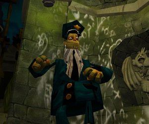 Psychonauts Screenshots