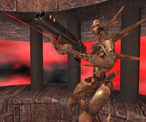 Quake 3: Arena Chat