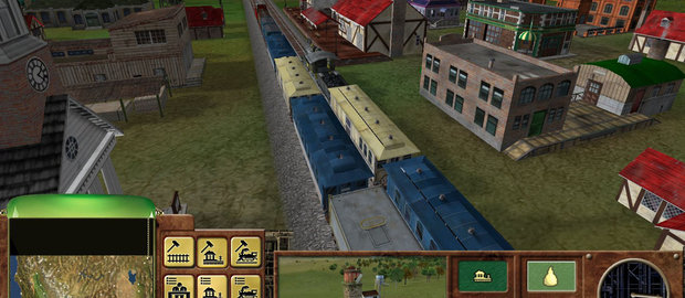 Railroad Tycoon 3 News