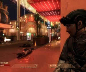 Tom Clancy's Rainbow Six Vegas Chat