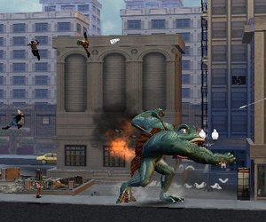 Rampage: Total Destruction Videos