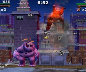 Rampage: Total Destruction Screenshots