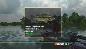 Rapala Tournament Fishing Screenshot from Shacknews