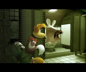 Rayman Raving Rabbids Files