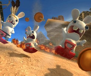 Rayman Raving Rabbids Chat