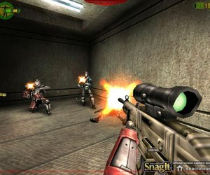 Red Faction Chat