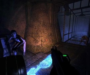 The Chronicles of Riddick: Escape From Butcher Bay Screenshots
