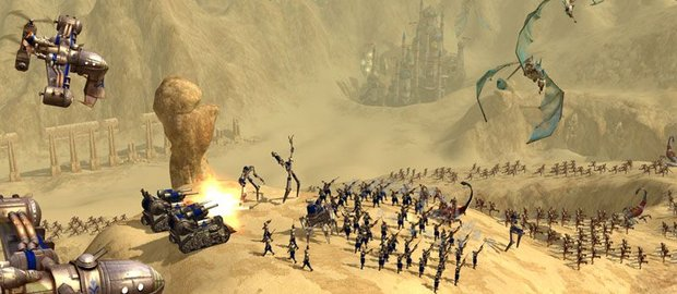 Rise of Nations: Rise of Legends News