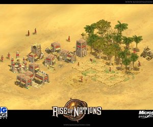Rise of Nations Screenshots