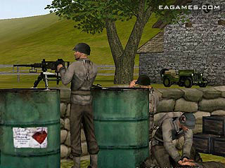 Battlefield 1942: The Road to Rome Screenshots