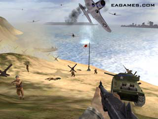 Battlefield 1942: The Road to Rome Videos