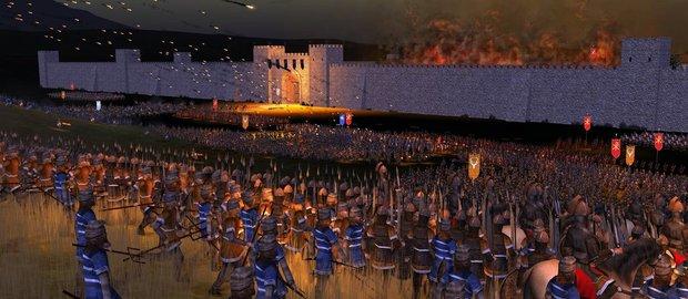 Rome: Total War - Barbarian Invasion News