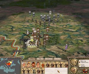 Rome: Total War - Barbarian Invasion Screenshots