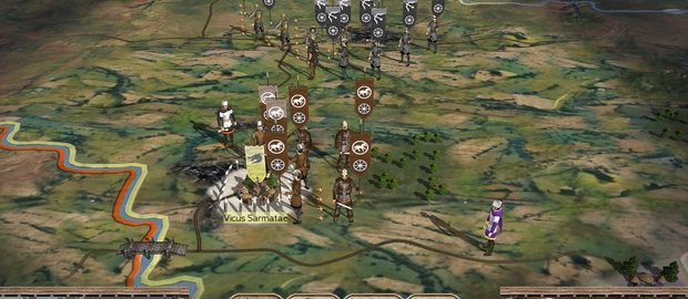 Rome: Total War - Barbarian Invasion News