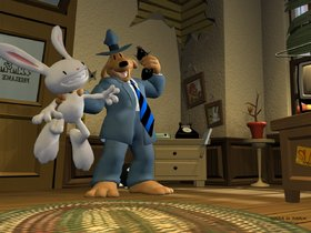 Sam & Max Season 1 Episode 101: Culture Shock Screenshot from Shacknews