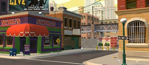 Sam & Max Episode 101: Culture Shock News