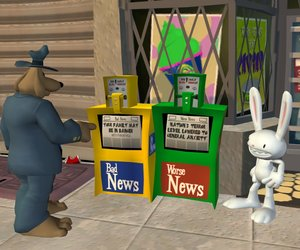 Sam & Max Episode 101: Culture Shock Screenshots