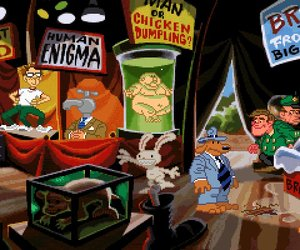 Sam & Max Hit the Road Screenshots
