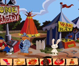 Sam & Max Hit the Road Chat