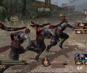 Samurai Warriors 2 Screenshots