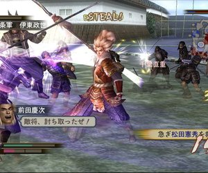 Samurai Warriors 2 Chat