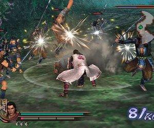 Samurai Warriors 2 Chat