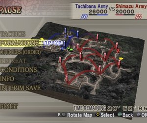 Samurai Warriors 2 Empires Chat