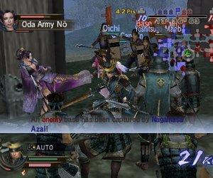 Samurai Warriors 2 Empires Screenshots