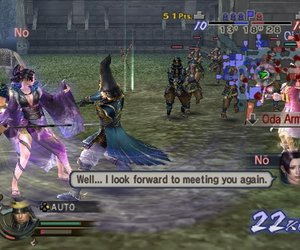 Samurai Warriors 2 Empires Screenshots