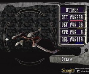 Panzer Dragoon Saga Screenshots