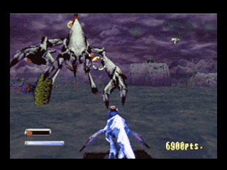 Panzer Dragoon Zwei Videos