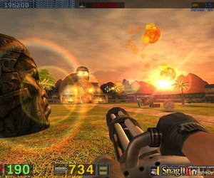 Serious Sam : The Second Encounter Chat