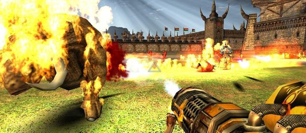 Serious Sam : The Second Encounter News