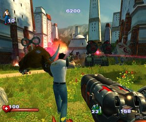 Serious Sam II Chat