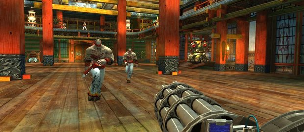 Serious Sam II News
