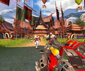 Serious Sam II Screenshots