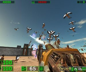 Serious Sam Screenshots