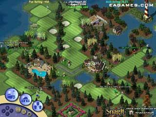 Sid Meier's SimGolf Screenshots