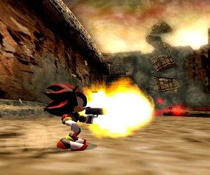 Shadow the Hedgehog Screenshots